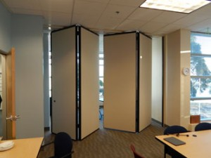 Operable Partitions for Office Interior San Francisco