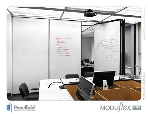 Operable Office Wall Panel Systems – The Best of Two Worlds
