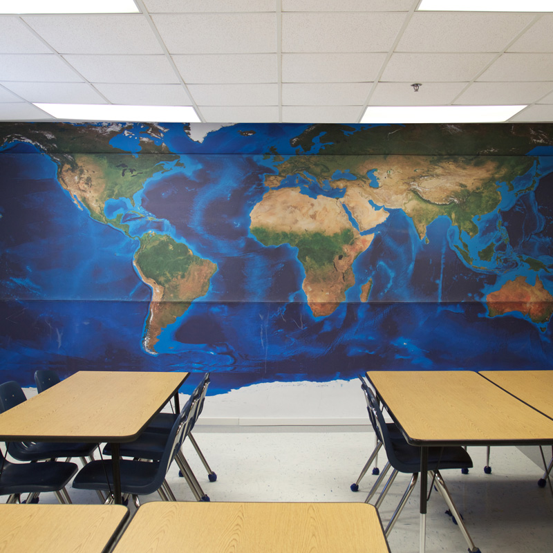 customfinishretractablewall