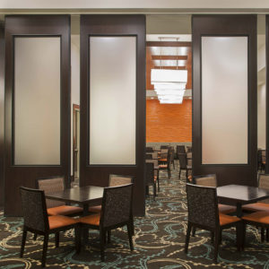 See our line of Panelfold Operable Partitions