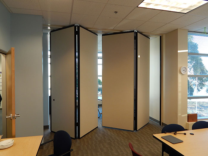 Flexibility and Functionality of Operable Partitions
