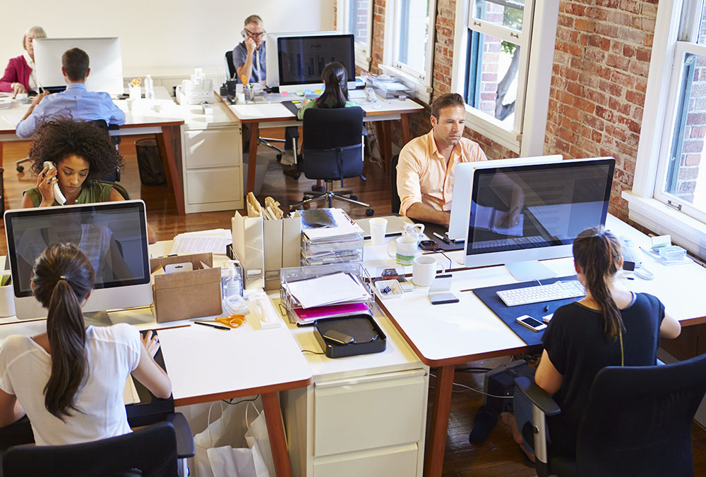 Open Office Designs for Open Minds